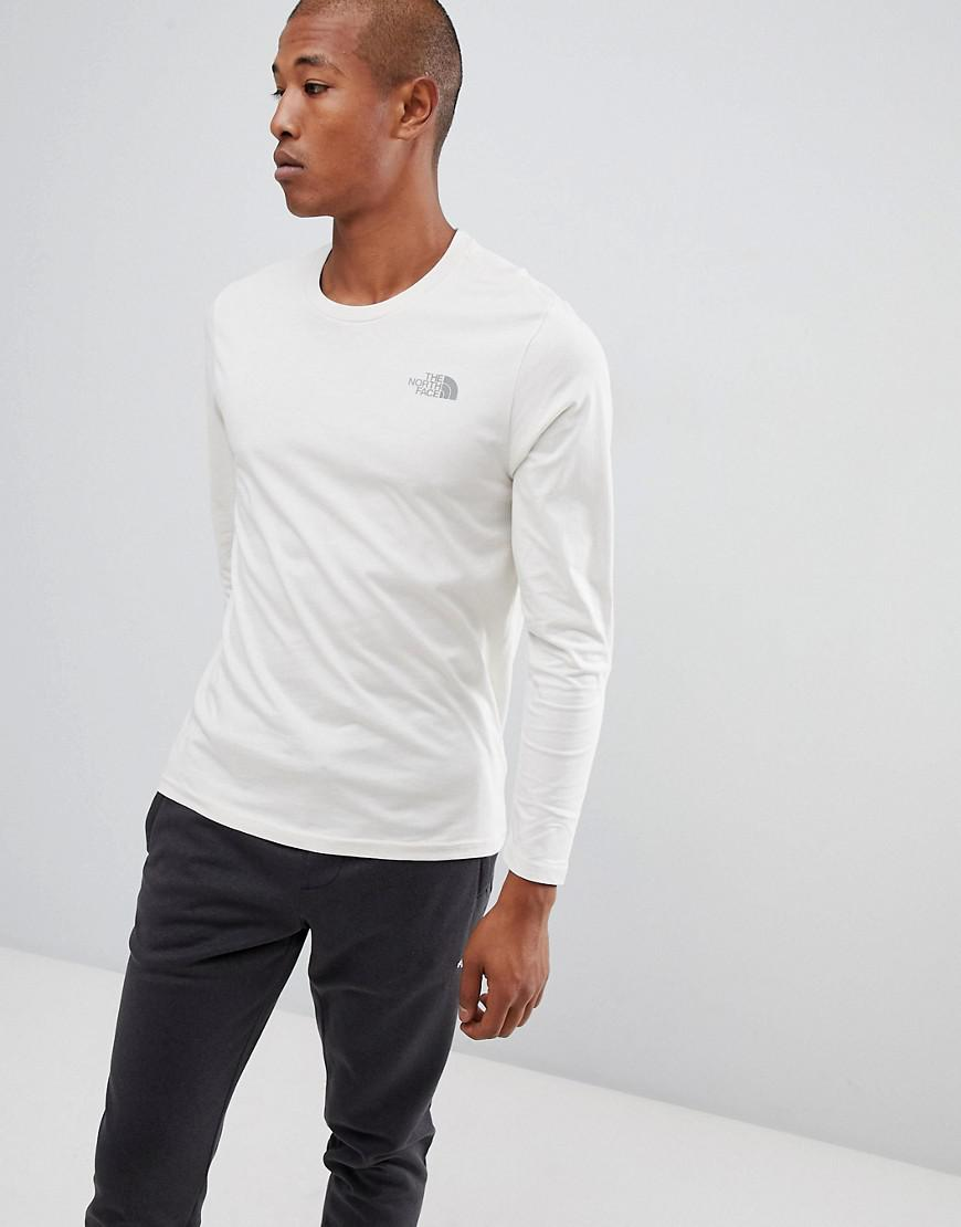 f76787845 Lyst - The North Face Exclusive To Asos Long Sleeve Easy T-shirt In ...