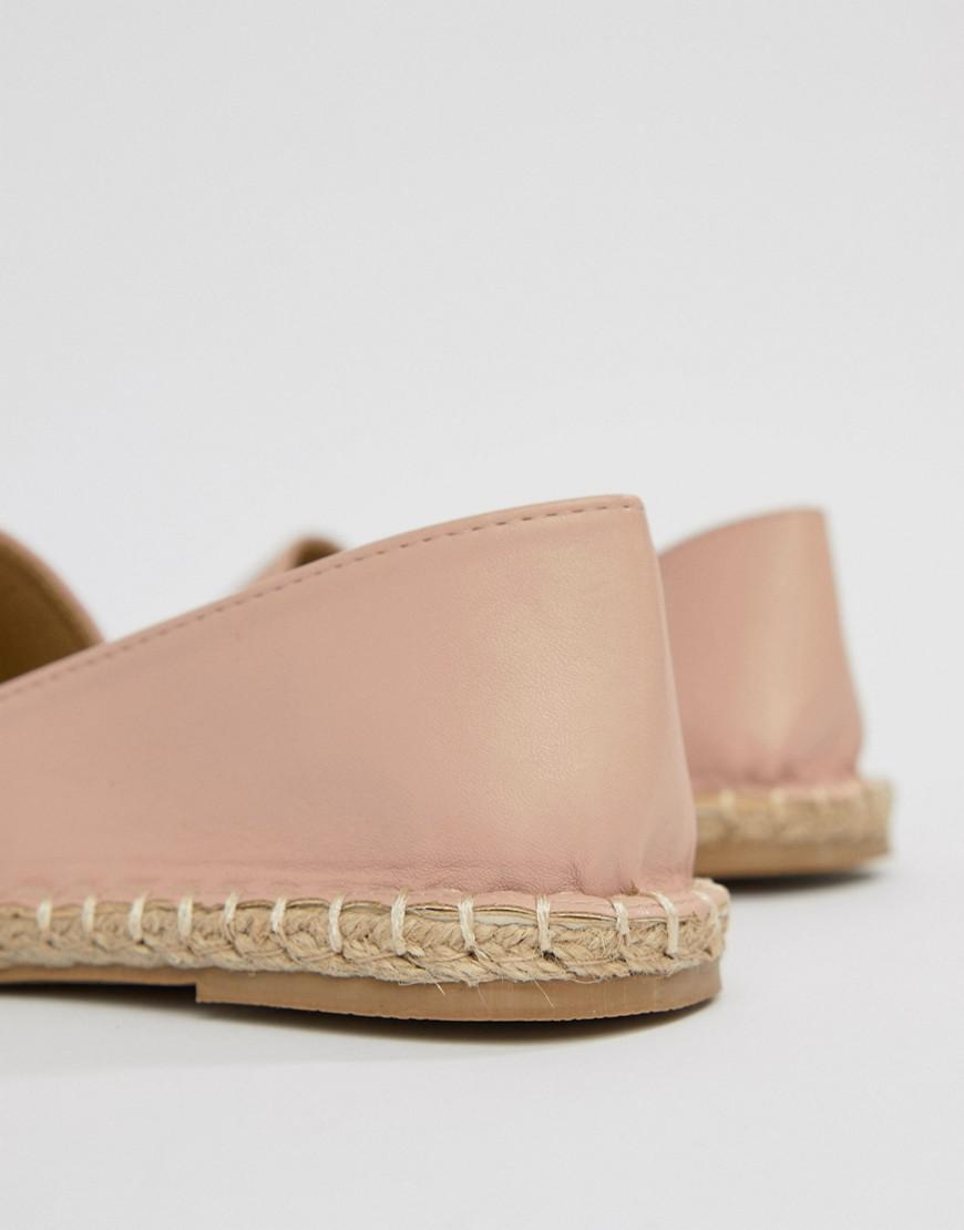 Wide Fit Toecap Espadrille - Natural woven Truffle