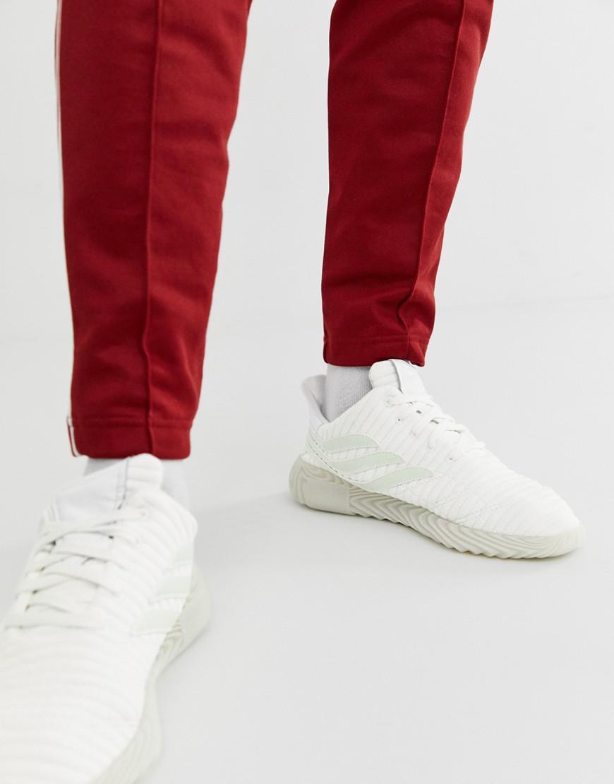 super popular b3502 3c572 adidas Originals. Men s Sobakov Trainers White