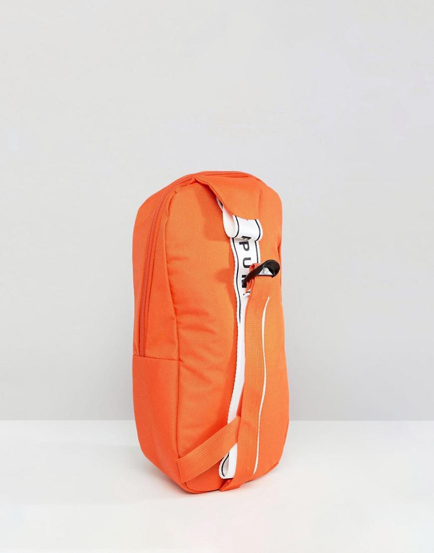d54c4c01a64 Puma Cross Body Bag In Orange Exclusive At Asos in Orange for Men - Lyst