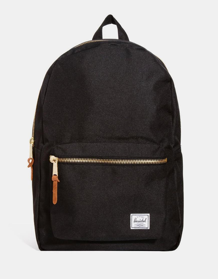 Lyst - Herschel Supply Co. Settlement Crepe Backpack in Gray for Men ... 4dfd13c1e9b0f