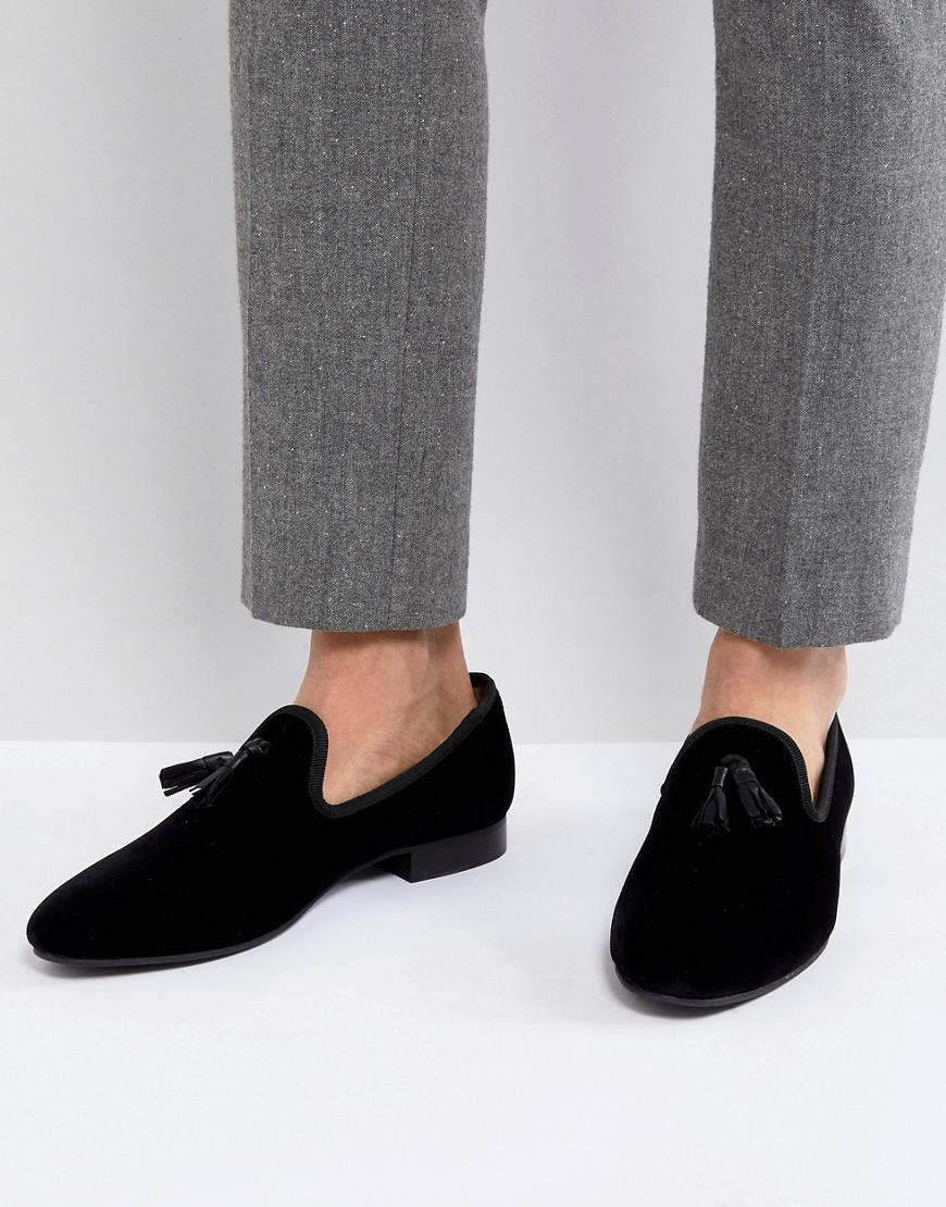 KG By Kurt Geiger Buckle Loafers In Grey Suede - Grey Kurt Geiger