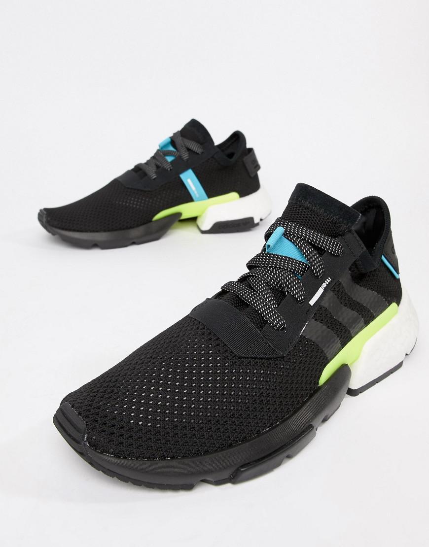 promo code 71839 da438 adidas Originals Pod-s3.1 Sneakers In Black Aq1059 in Black for Men - Lyst