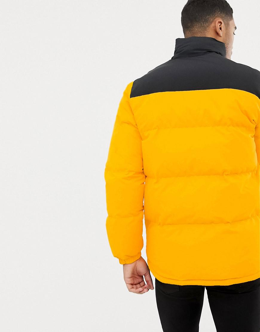 797628ce42a Converse Puffer Jacket In Yellow 10009065-a01 in Yellow for Men - Lyst