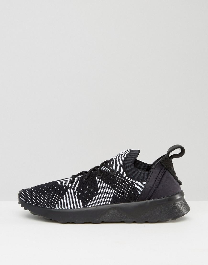 adidas zx flux performance trainers