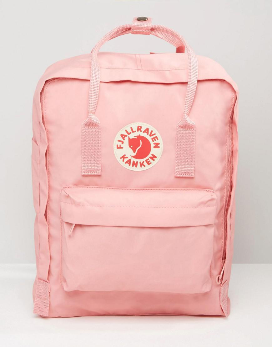 Fjallraven Classic Kanken In Pastel Pink In Pink Lyst