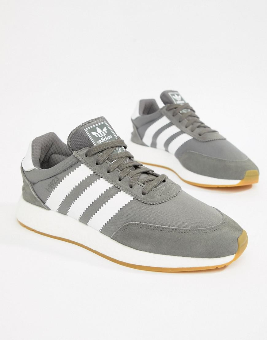 another chance 7bfc1 b8309 Adidas Originals - I-5923 Sneakers In Gray D97345 for Men - Lyst. View  fullscreen