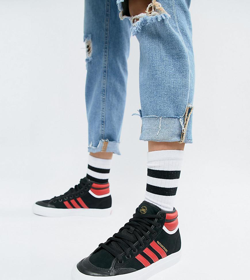 adidas Originals. Women s Adidas Originals Matchcourt High Rx2 Trainers ... 26b817995