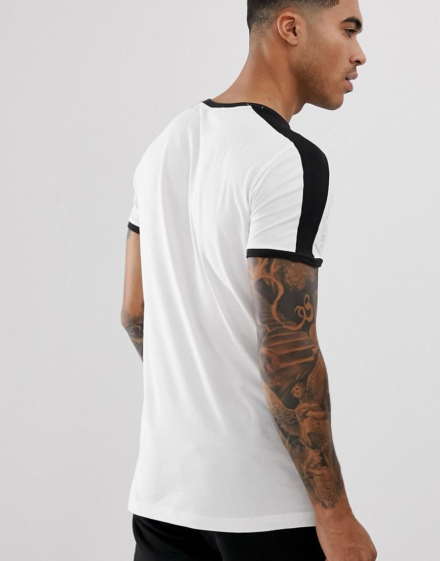 9251eafd0 Lyst - Puma T7 Muscle Fit T-shirt In White in White for Men