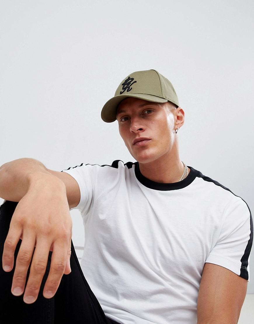 38a29ba38a3 Lyst - Gym King Pitcher Cap In Olive in Green for Men