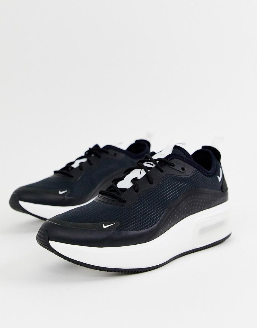 ca9c661ae5 Nike - Black Air Max Dia Trainers - Lyst. View fullscreen