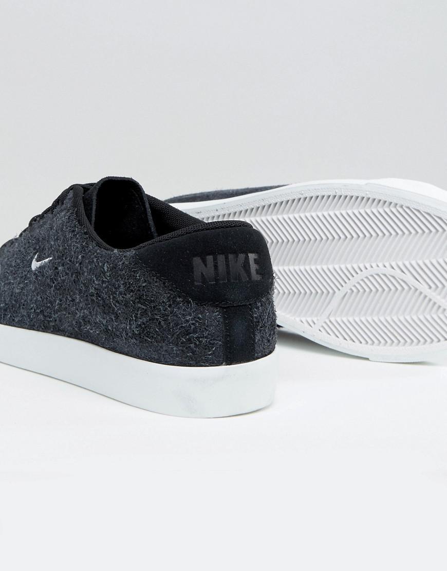 Nike All Court 2 Formateurs Bas - Noir FL8gxE3QVp