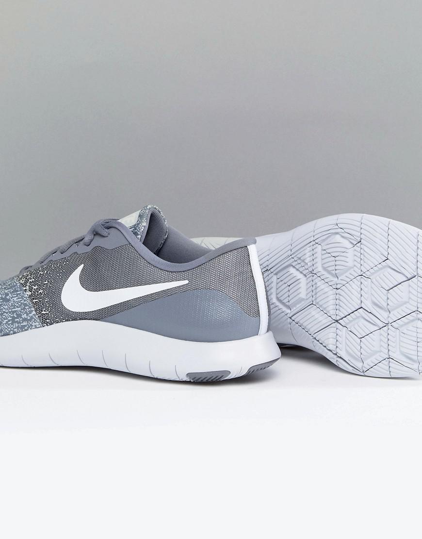 Formateurs De Contact Souples En Gris - Gris Nike 908983-011 wNxiTlB2