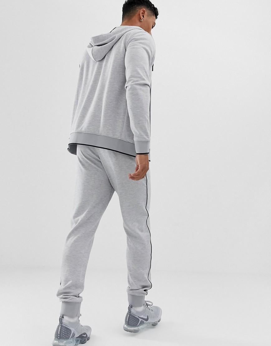 cf636fab2a2 Armani Exchange Logo Sweat joggers In Grey in Gray for Men - Lyst