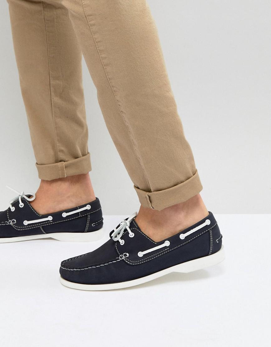 Homme Chaussures Bleu Coloris Frank Lyst En Wright Bateau Pour PXxgqwqHd