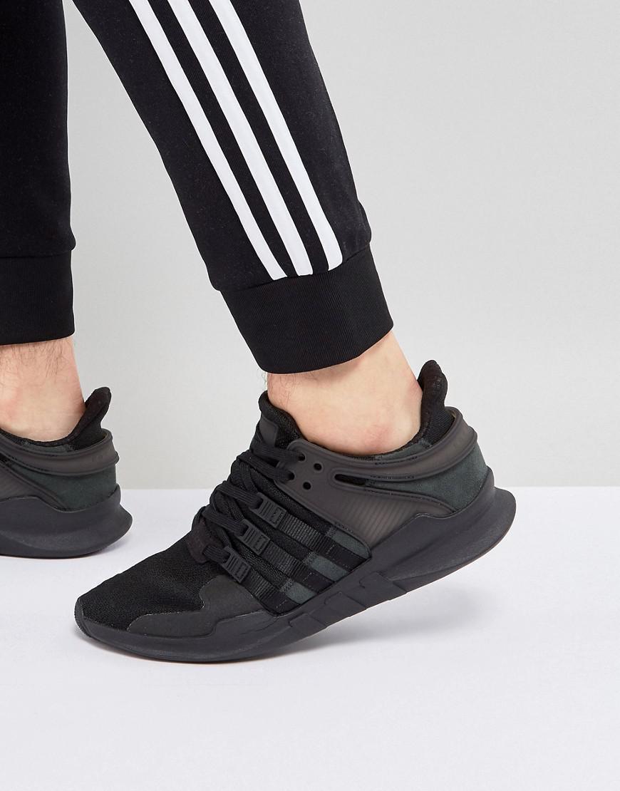 96ec34221842 adidas Originals Eqt Support Adv In Black Cp8928 in Black for Men - Lyst