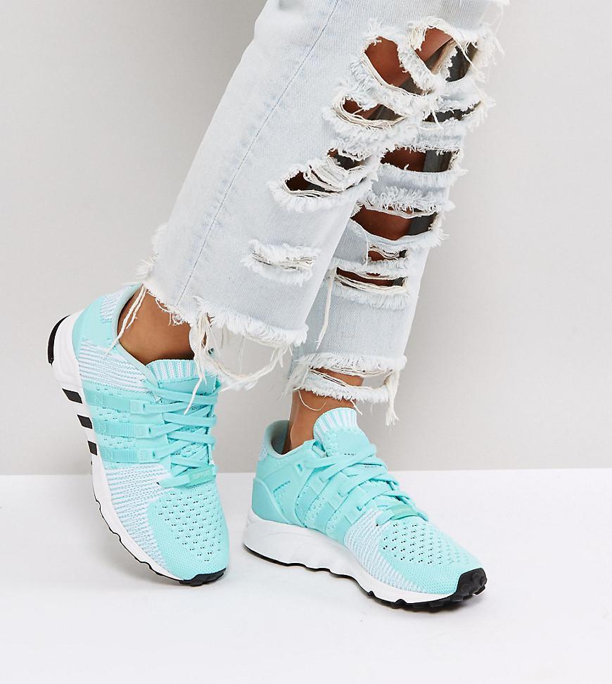 f016055ea46d adidas Originals Originals Eqt Support Rf Primeknit Sneaker In Aqua ...