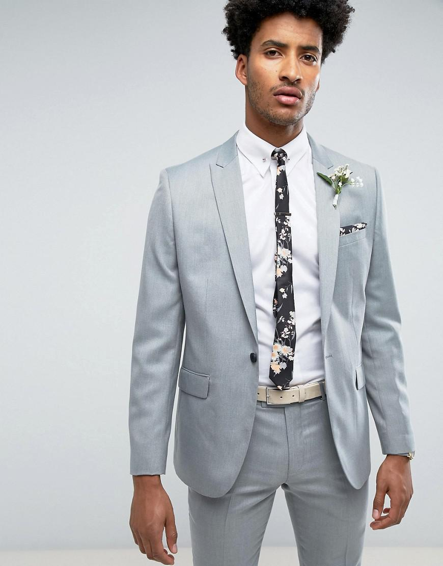 Lyst - Farah Skinny Wedding Suit Jacket In Mint in Green for Men