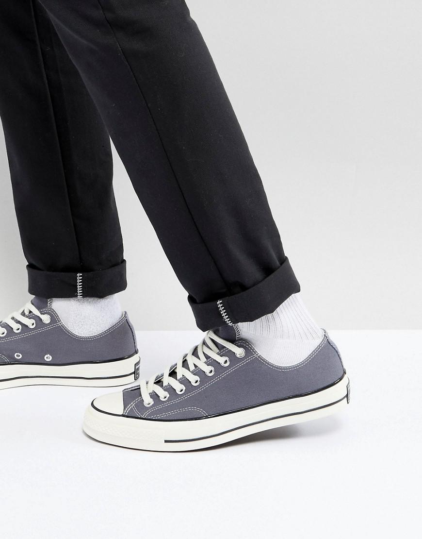 Converse Chuck Taylor All Star '70 Ox Plimsolls In Blue 159625C 2014 new for sale free shipping supply P5zB6d