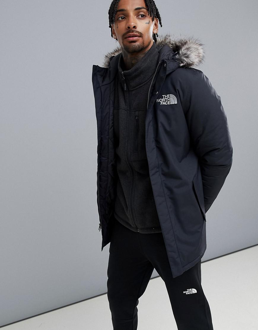 c8d20869ab The North Face Zaneck Jacket In Black in Black for Men - Lyst