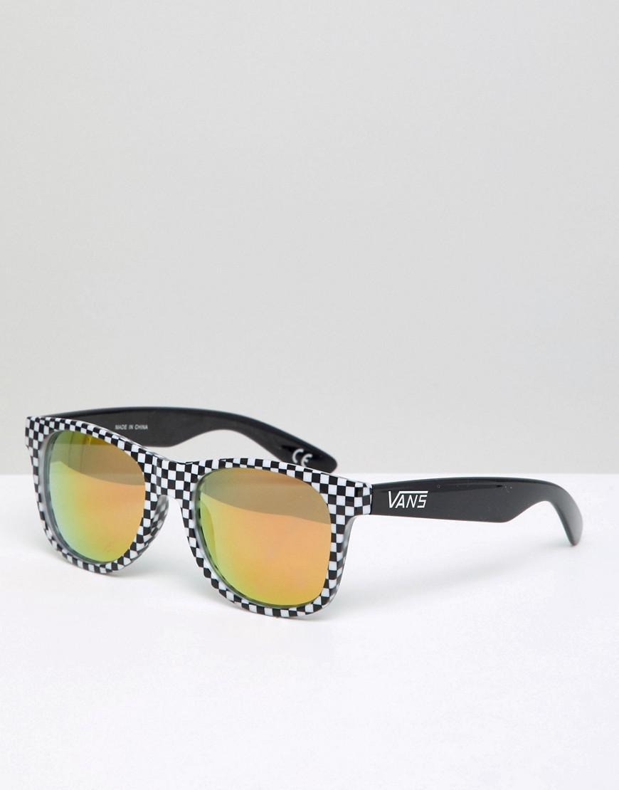 0b27003537 Vans Spicoli 4 Sunglasses In Black V00lc0pit in Black for Men - Lyst