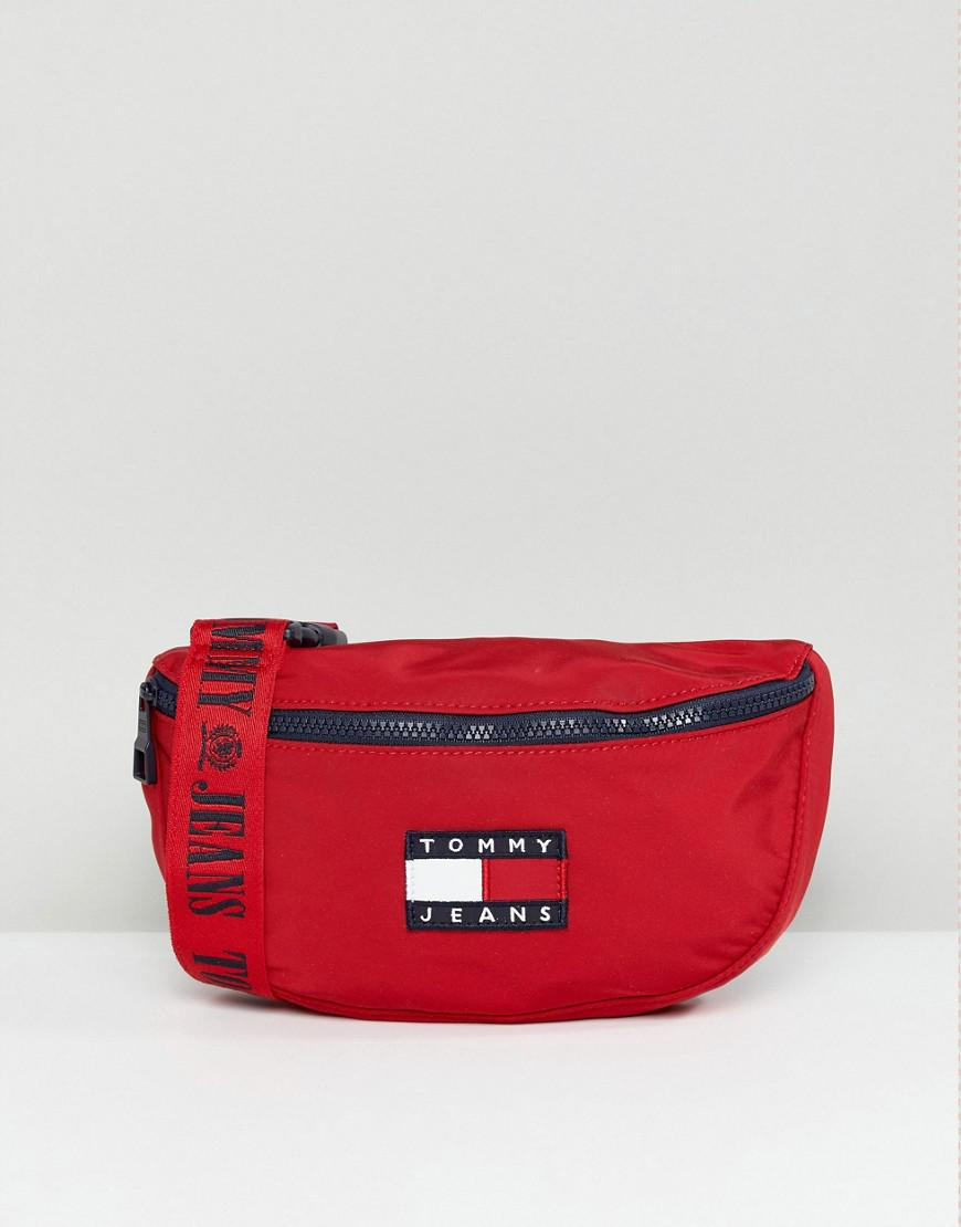 94b80ca7f74b2 Tommy Hilfiger Tommy Jean 90s Capsule Crossbody Bag in Red - Lyst