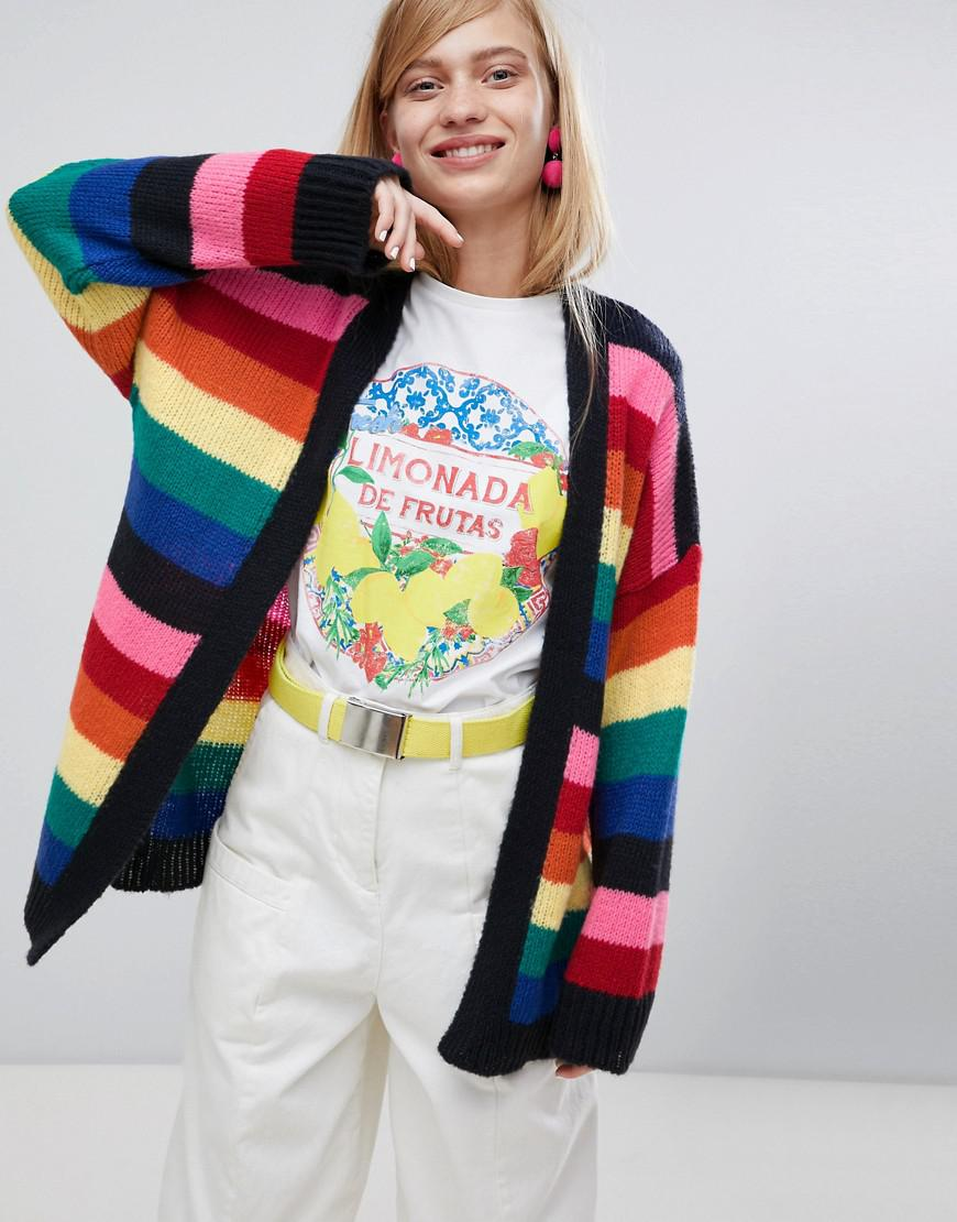 f94337d227 Gallery. Previously sold at  ASOS · Women s Oversized Cardigans ...