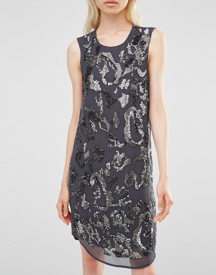 Womens YASBRILLIANT Sleeveless Dress Y.A.S Wholesale Price Cheap Online 5FHXye