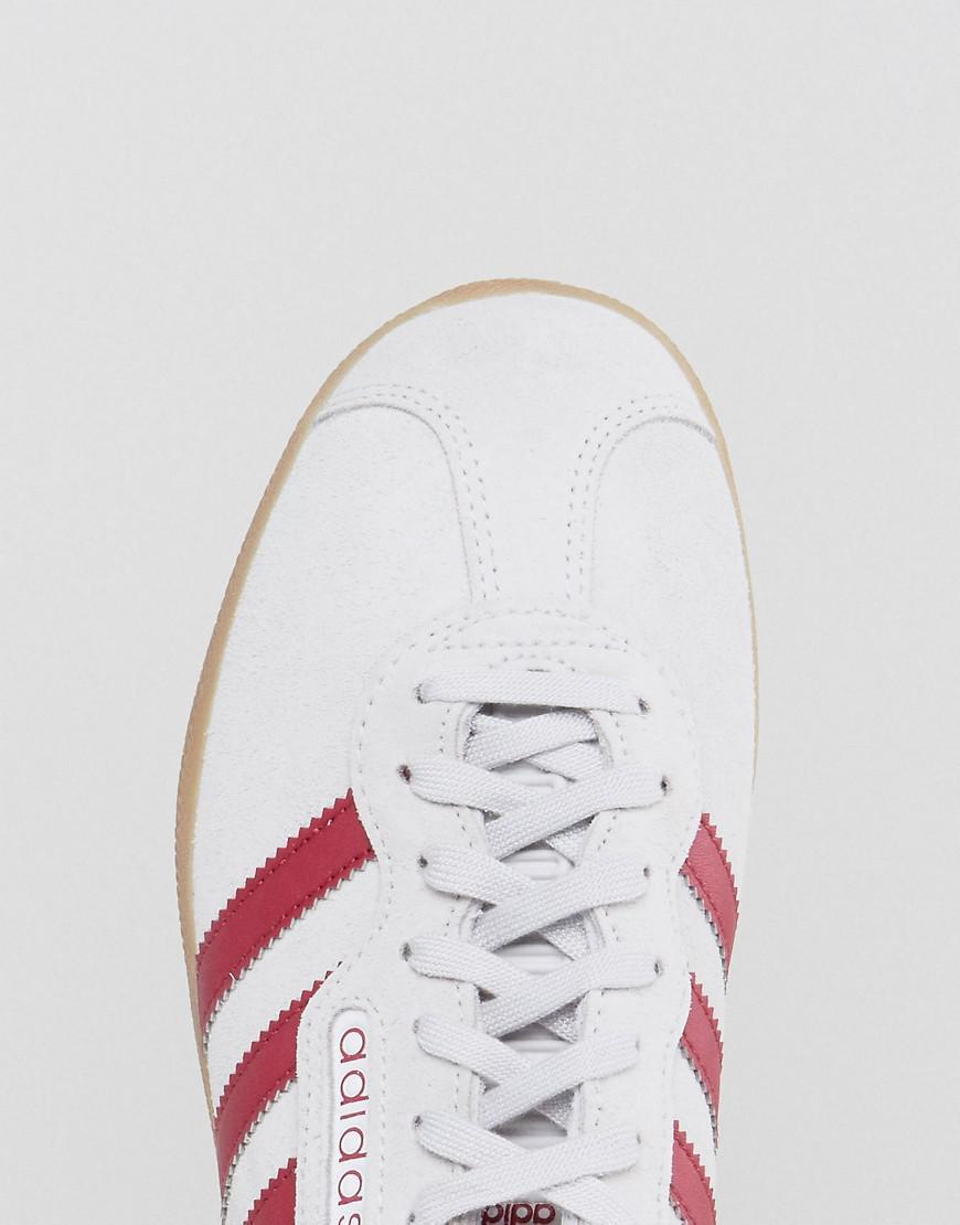 sale retailer 1d74a a5110 Gallery. Men s Adidas Gazelle ...
