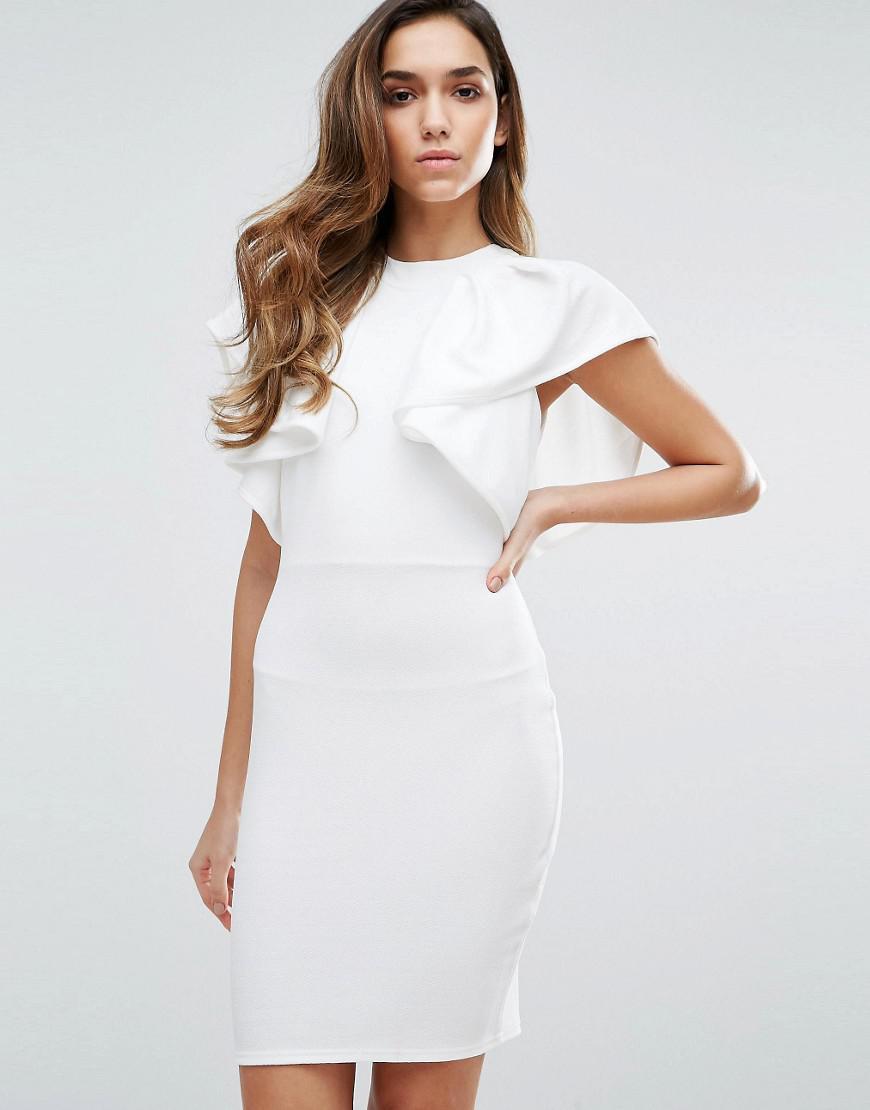 White Detailed Dress