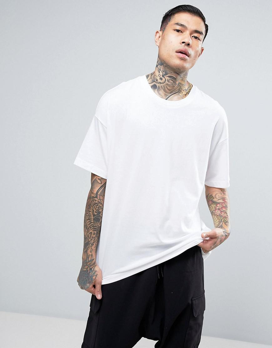 The recent surge in the popularity of oversized shirts and T-shirts is a complete contradiction to many of the values that men hold dear when it comes to their style. Most of us tend to prefer a well-fitted shirt, and it's drilled into us that the fit is the most important thing when it comes to shopping, especially for shirts.