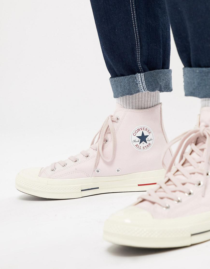 Converse Chuck Taylor All Star '70 Hi Plimsolls In Pink 160492C outlet the cheapest buy cheap manchester great sale kLPBGpktX