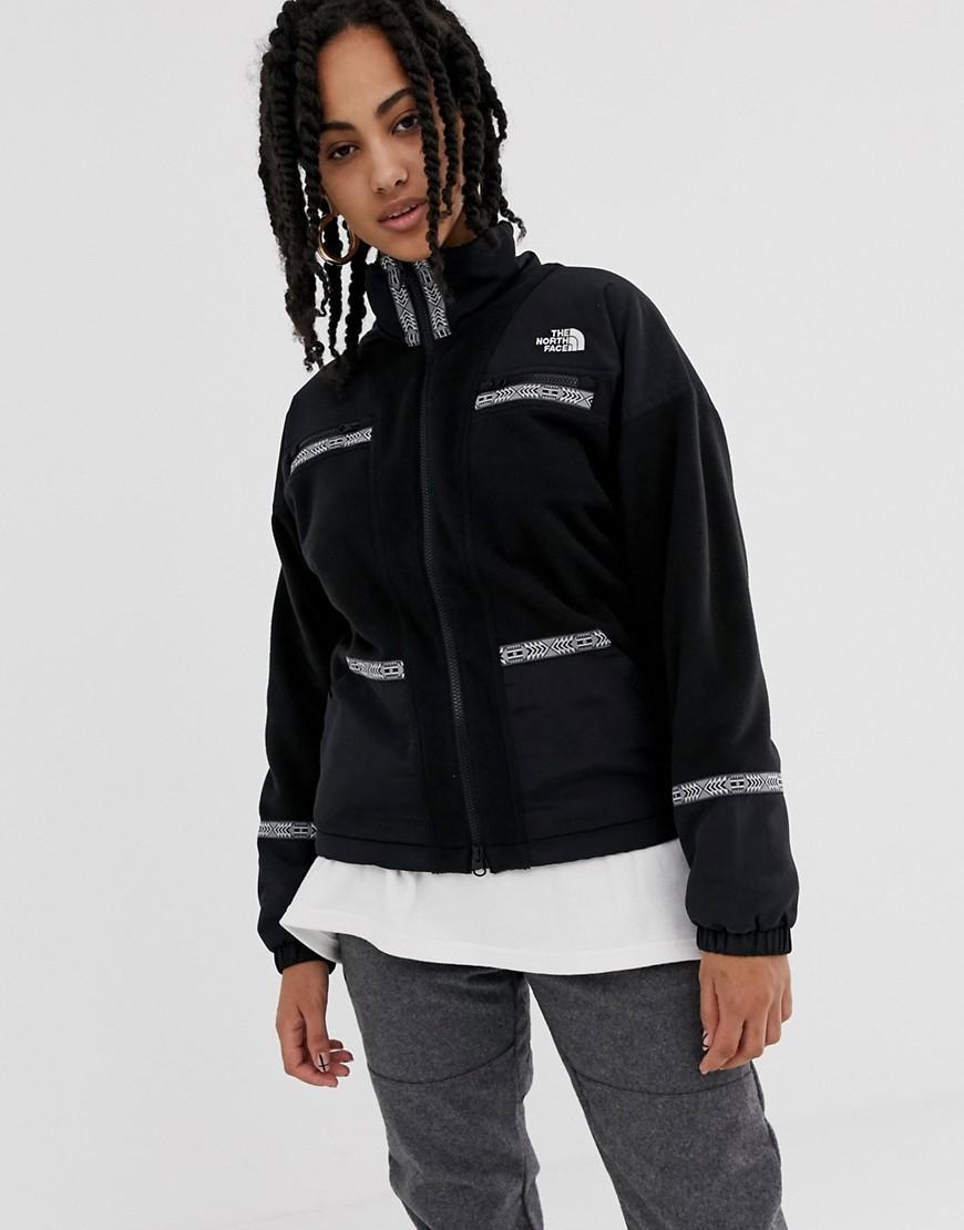 5d06cf07b601 The North Face 92 Rage Full Zip Fleece In Black in Black - Lyst