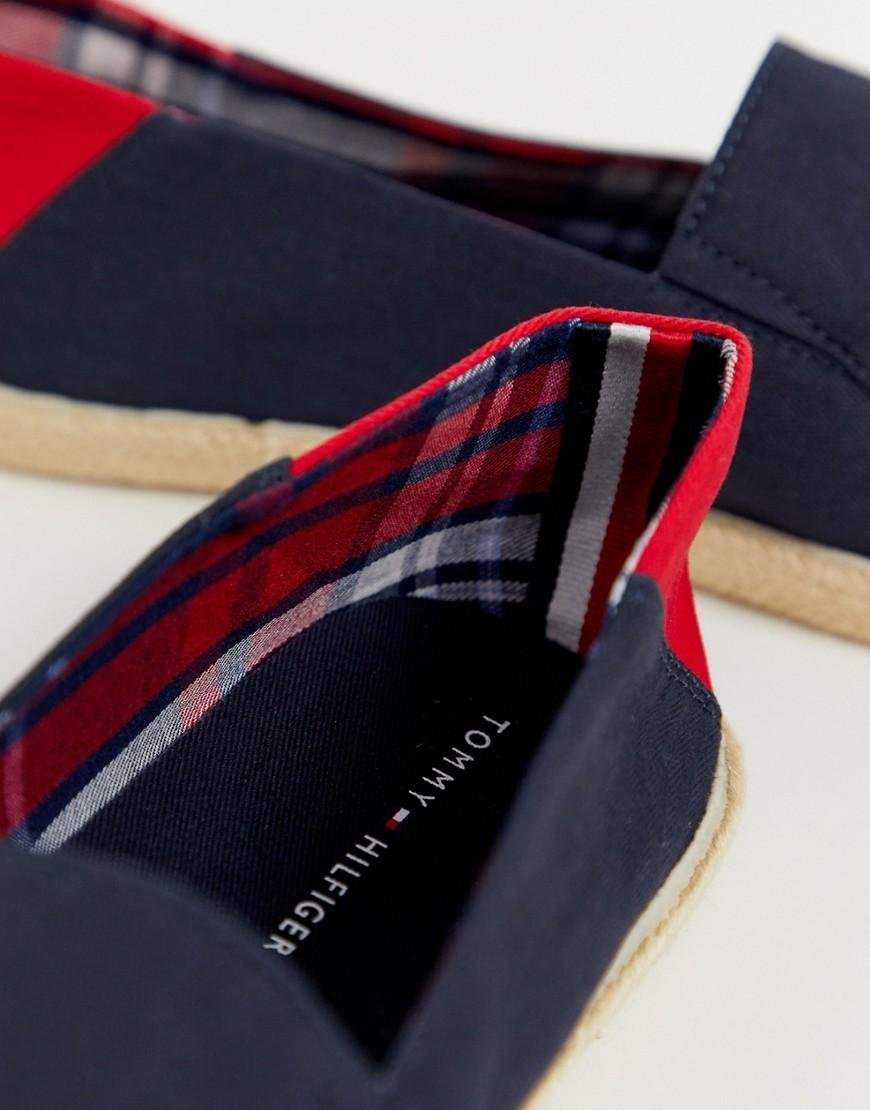 3ece50fccbe3 Tommy Hilfiger Granada 2d Men s Espadrilles   Casual Shoes In Blue in Blue  for Men - Save 4% - Lyst