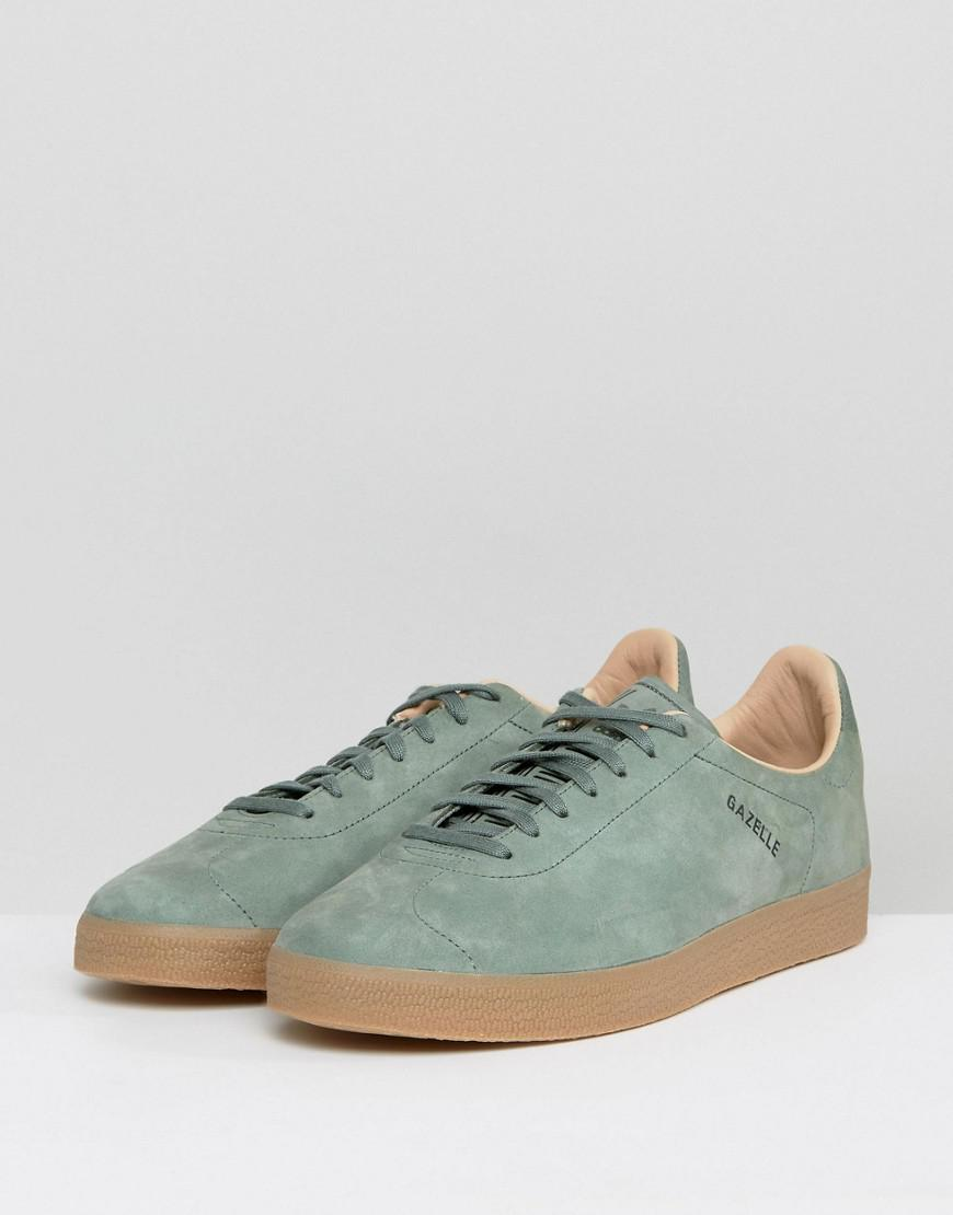 best sneakers 060a8 f8100 adidas Originals Gazelle Decon Trainers In Green Cg3705 in Green for Men -  Lyst