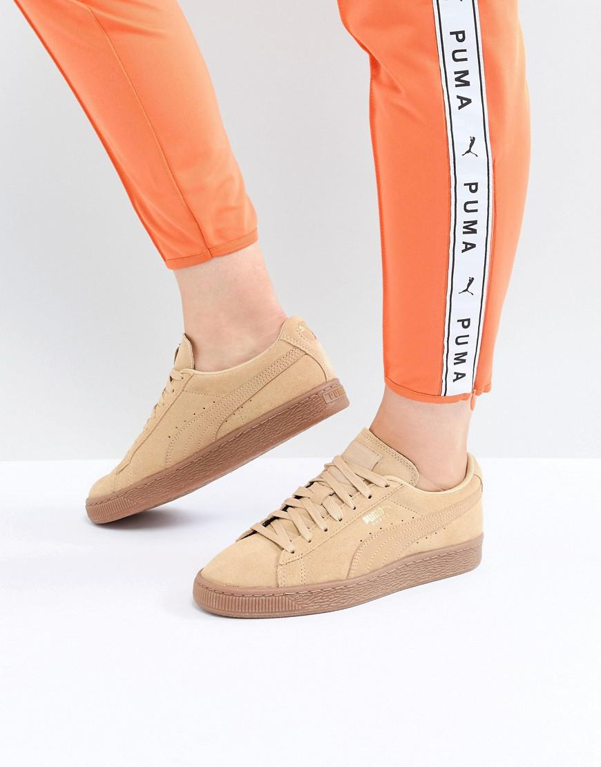 69d7b4e4d900 Gallery. Previously sold at  ASOS · Women s Yellow Shoes Women s Puma  Classic ...