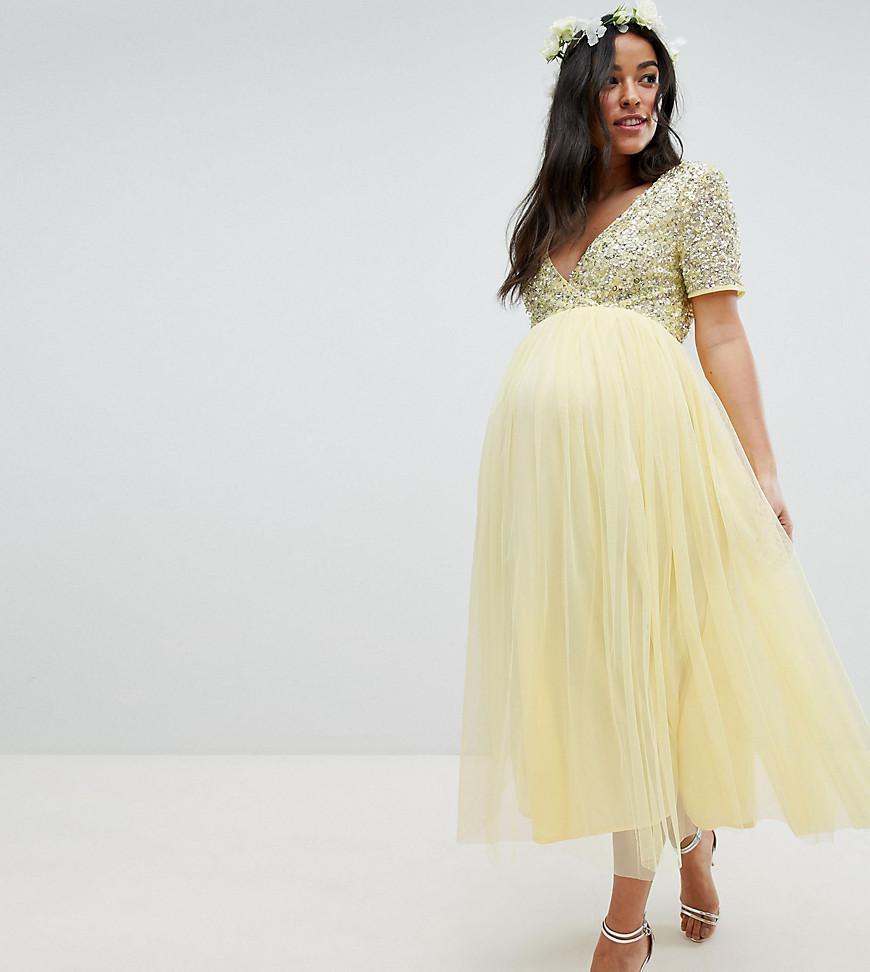 98000c630690c Maya Maternity Dress Asos
