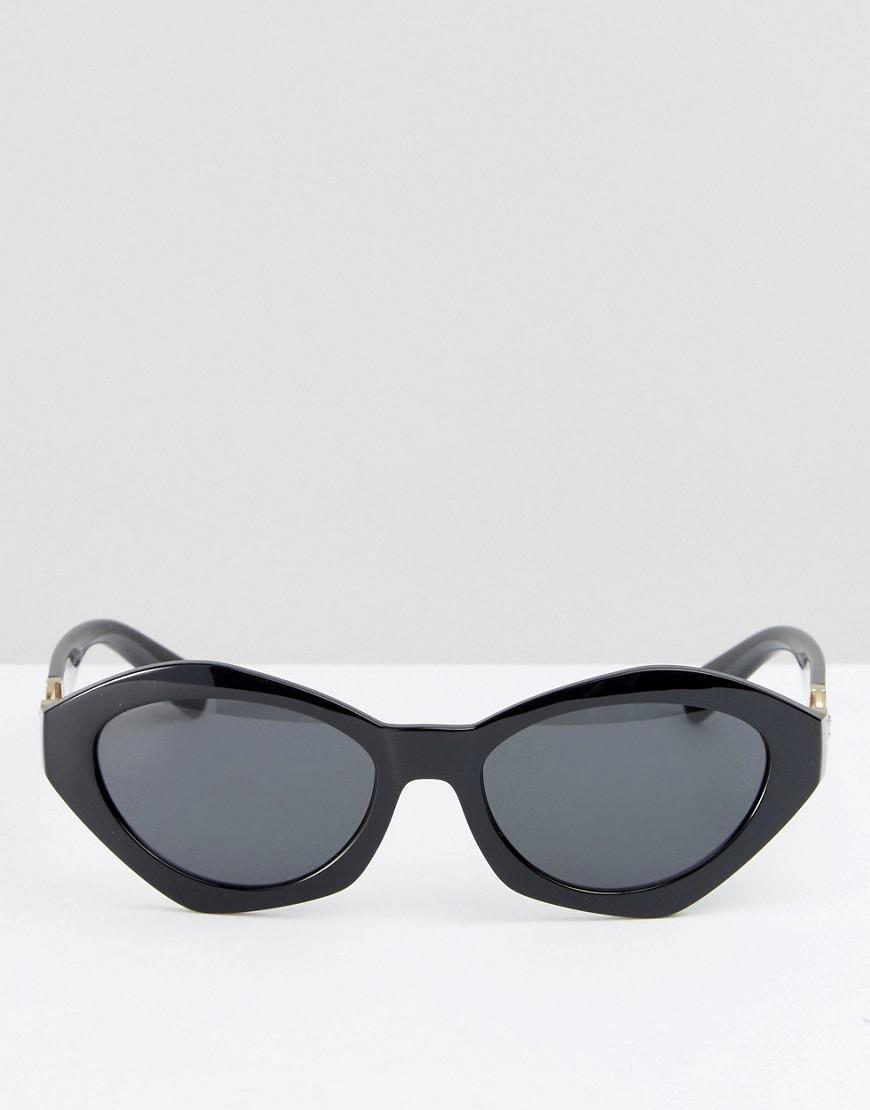 52891e4c407 Cat Sunglasses Lyst Men In Eye 90 s Black Versace For SEwR6