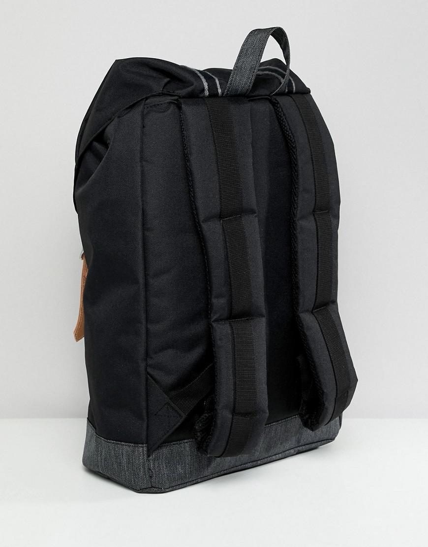 0a870e730696 Lyst - Herschel Supply Co. Retreat Backpack 19.5l in Black for Men