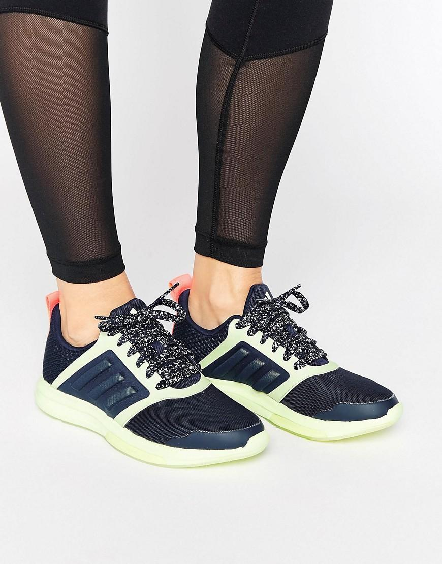 c72886d35ecc Lyst - adidas X Stella Sport Yvori Running Sneaker in Blue