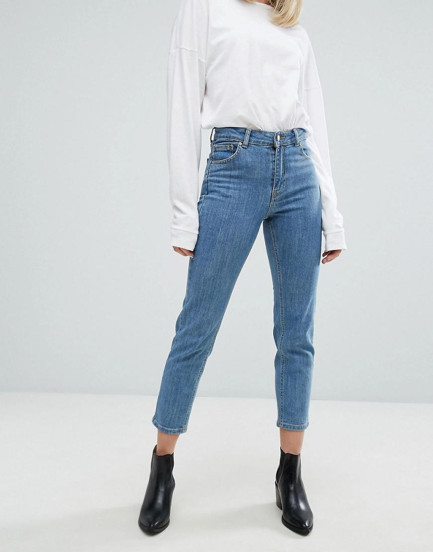 Cabana High Rise Skinny Cropped Jean - Light foggy blue Dr. Denim 06AUpy2yDW