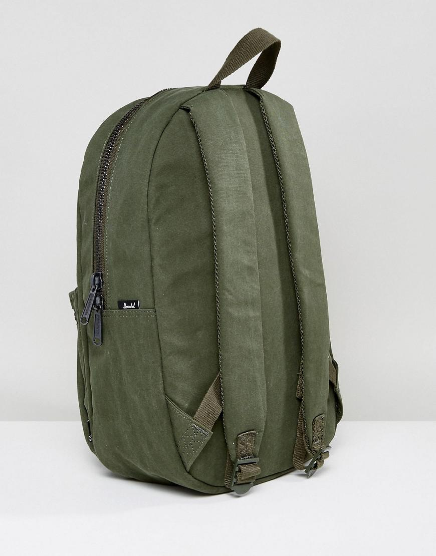97dc759e5e7c Lyst - Herschel Supply Co. . Lawson Backpack In Green 22l in Green ...