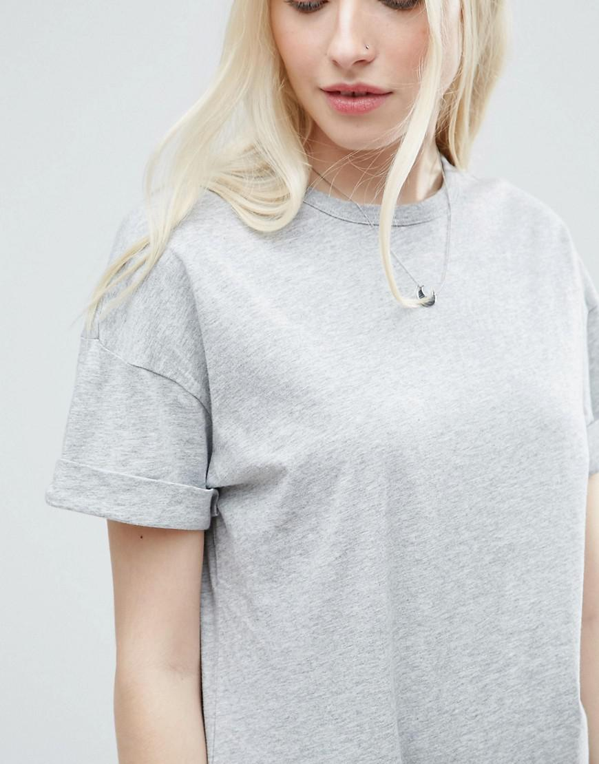 12fa3c9a Lyst - ASOS The Ultimate Easy Longline T-shirt 3 Pack Save 15% in White