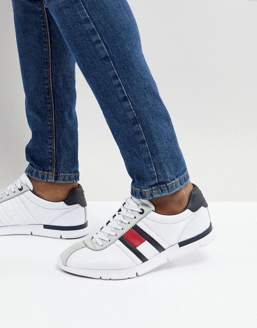 Tommy Jeans LIGHT - Trainers - blue Gd2oxT2