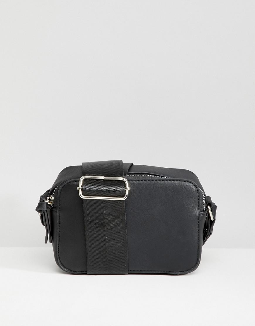 b1bcf042a3 Lyst - Yoki Fashion Yoki Studded Camera Bag in Black