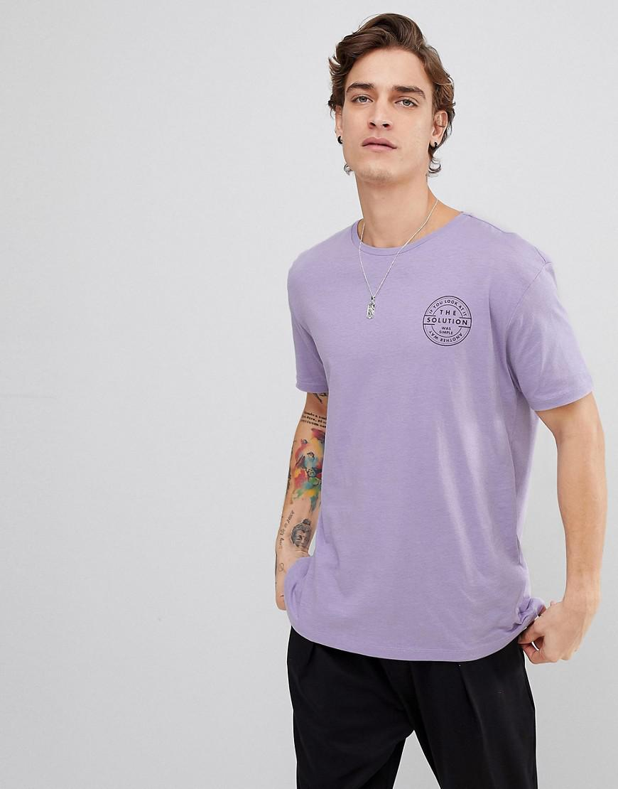 long sleeve polo in purple - Lilac Bershka Clearance 2018 New Cheap Sale Authentic Clearance Pre Order Purchase Cheap Clearance Pay With Paypal ZZ8qeq9ug