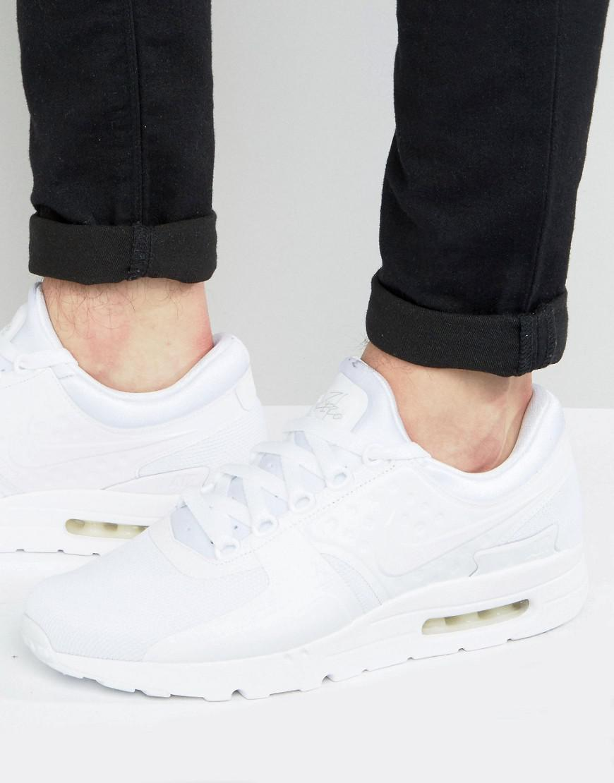 Nike. Men's Air Max Zero Trainers ...