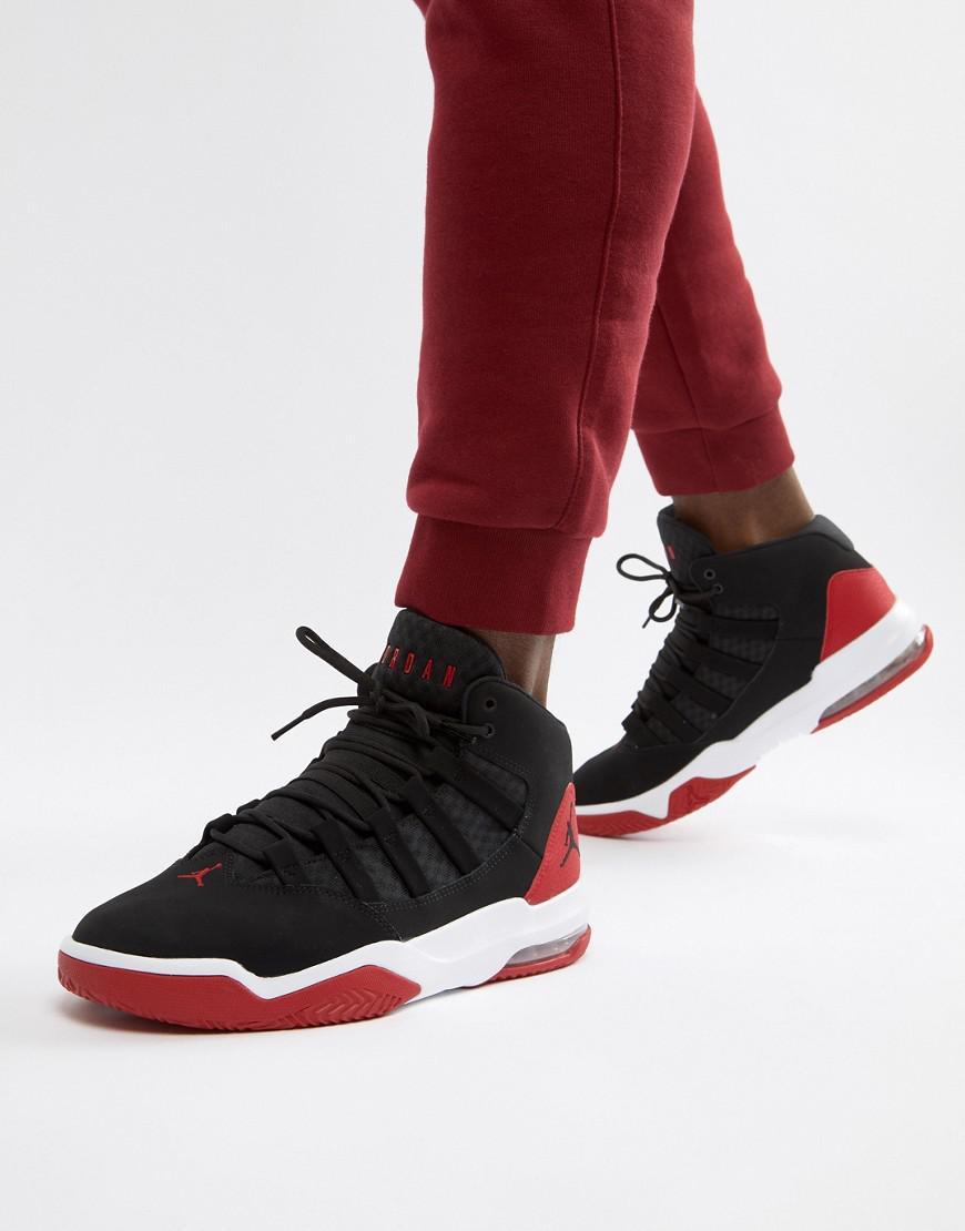 ab9ff68038fc Nike Nike Max Aura Trainers In Black Aq9084-023 in Black for Men - Lyst