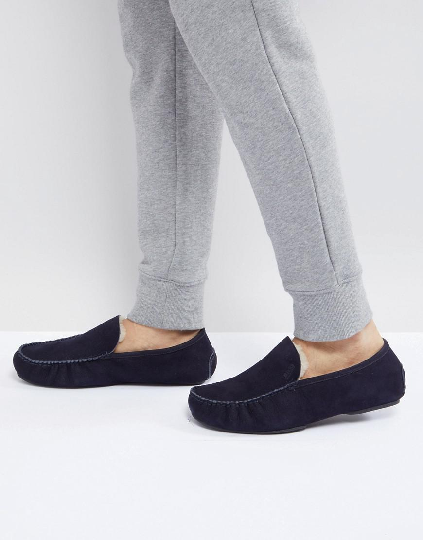 HUGO BOSS Relax Slippers in niXpyr