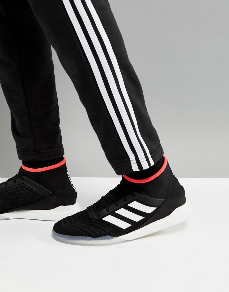 adidas fußballs tango raubtier sneakers in schwarz cp9297 in